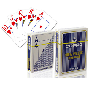 Copag Jumbo face 2 index cartas marcadas