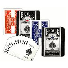 Bicycle Prestige cartas marcadas